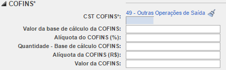 Item_COFINS