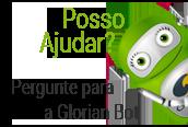 glorian bot - icon - topo - preto